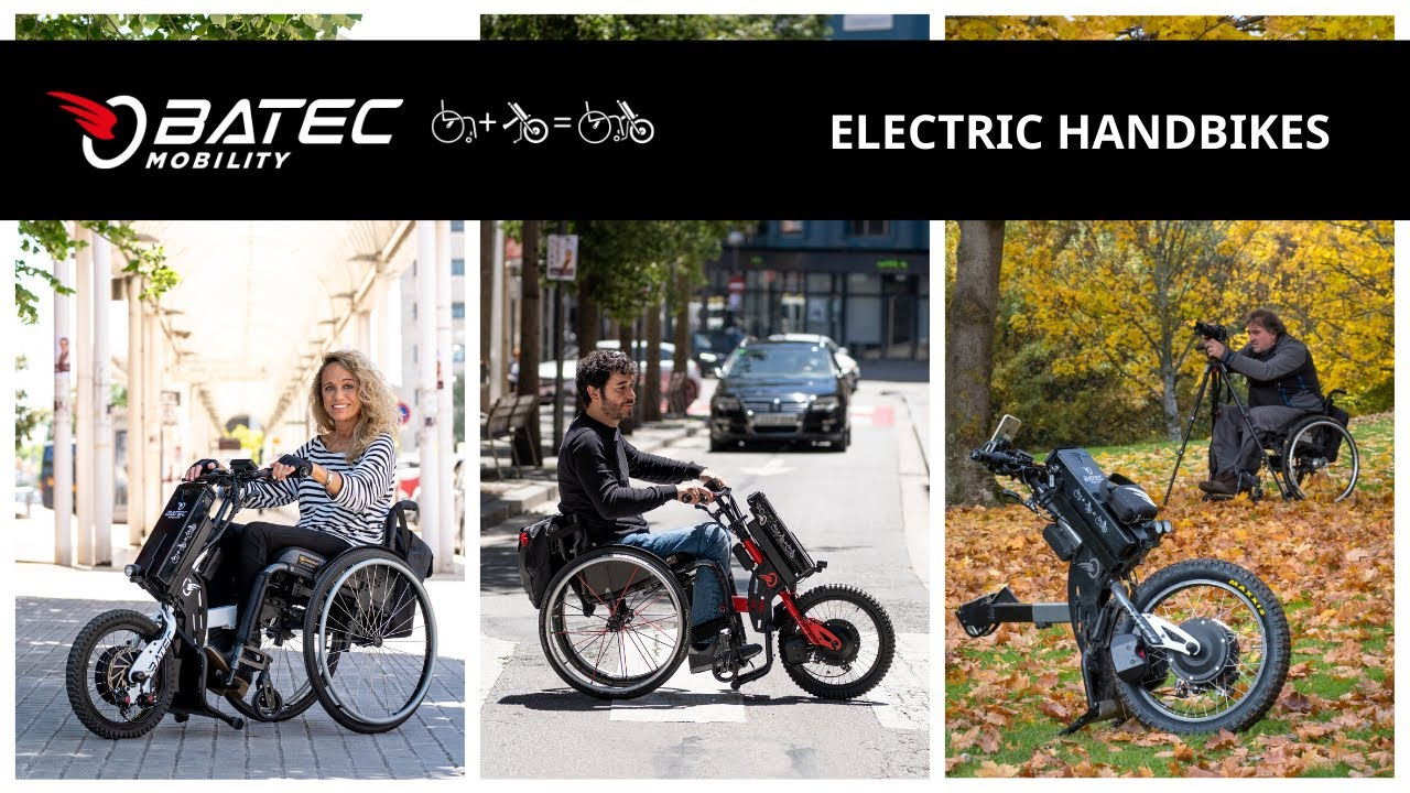 Batec Mobility handbikes