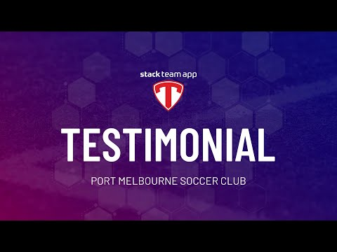Team App Case Study - Port Melbourne Soccer Club