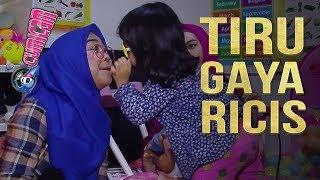Ria Ricis Bertandang ke Rumah Oki, Keponakan Langsung Action - Cumicam 19 Juli 2018