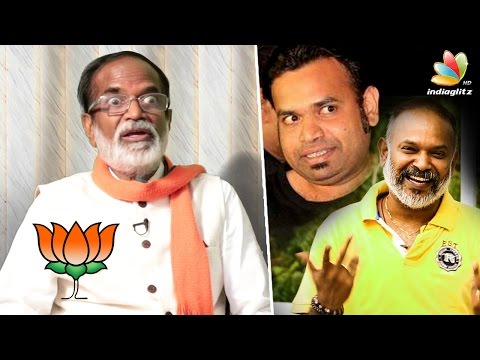Gangai Amaran in RK Nagar election: Will this affect his sons' career : Interview | Venkat Prabhu