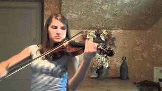 Memorial Day Tribute on Violin: Star Spangled Banner and Military Themes