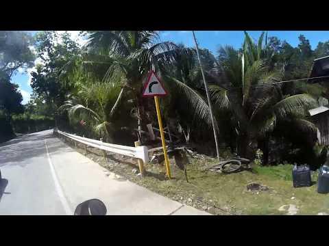 Larena to Siquijor : Road Trip