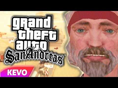 GTA: San Andreas but we go up against the government
