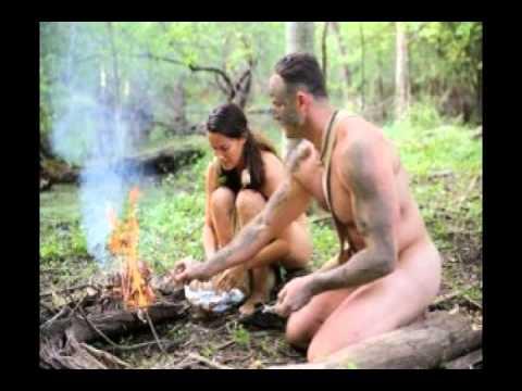 男女が全裸でサバイバル 「ザ・ネイキッド」