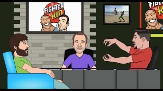 """The Fighter and the Kid Animations: """"Hungry Hippo Horror"""""""