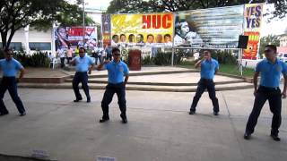 Cabanatuan City Police Dance Gangnam Style