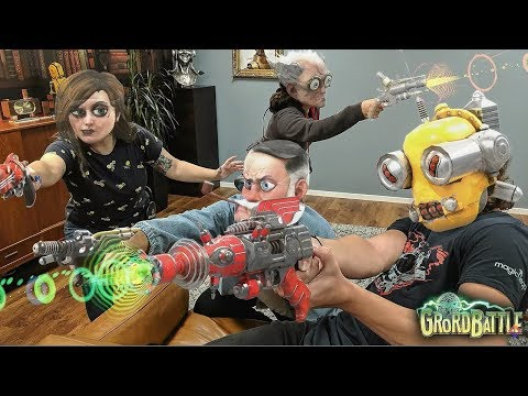 Hands-On With Magic Leap Multiplayer: Grordbattle!