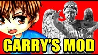 Gmod WEEPING ANGELS Doctor Who Mod