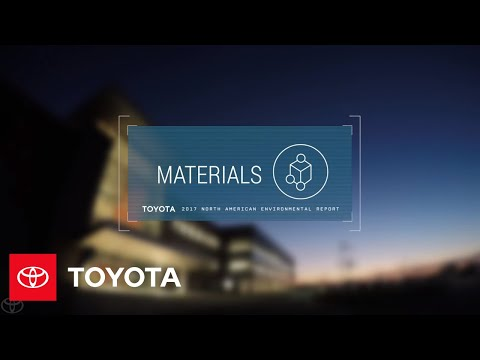 Toyota Environmental Sustainability Presents: Recycling To The Max | Toyota