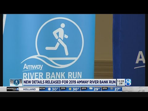 The Insider - Amway River Bank Run adds new 'virtual race' for 2019