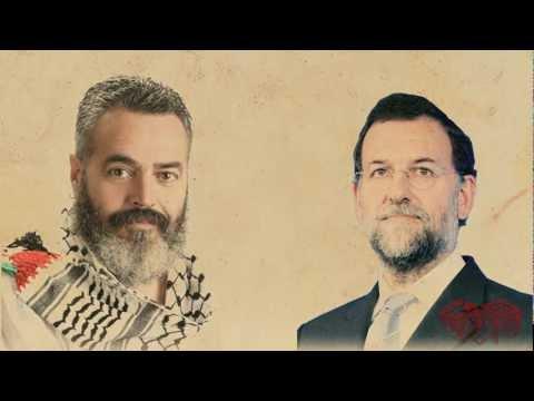 Diferencias entre Sánchez Gordillo  y Mariano Rajoy