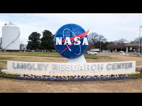 Hear from Vice President Pence at NASA Langley