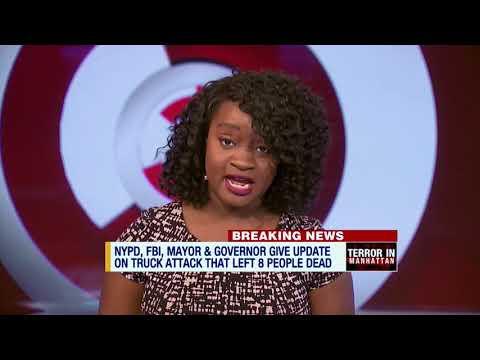 LATEST INFORMATION ON TERROR ATTACK IN LOWER MANHATTAN