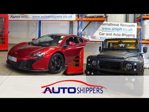 Car Shipping – International Car Shipping Costs