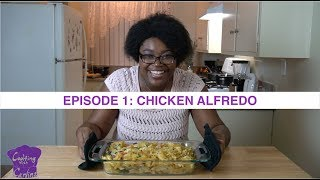 COOKING WITH CARLINA: SEASON 3 EPISODE 1 (CHICKEN ALFREDO)