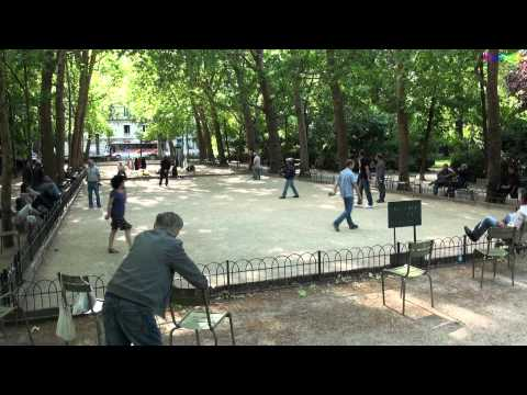 A Visit to the Luxembourg Gardens in Paris