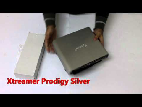 Xtreamer Prodigy Silver Unboxing