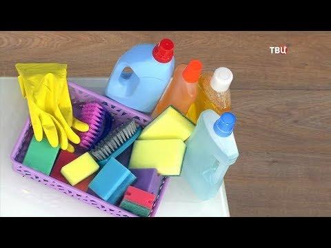 Средства для мытья полов. Естественный отбор