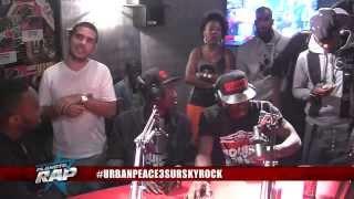 Sexion d'Assaut WATI-B - Semaine spéciale URBAN PEACE 3 dans Planète Rap