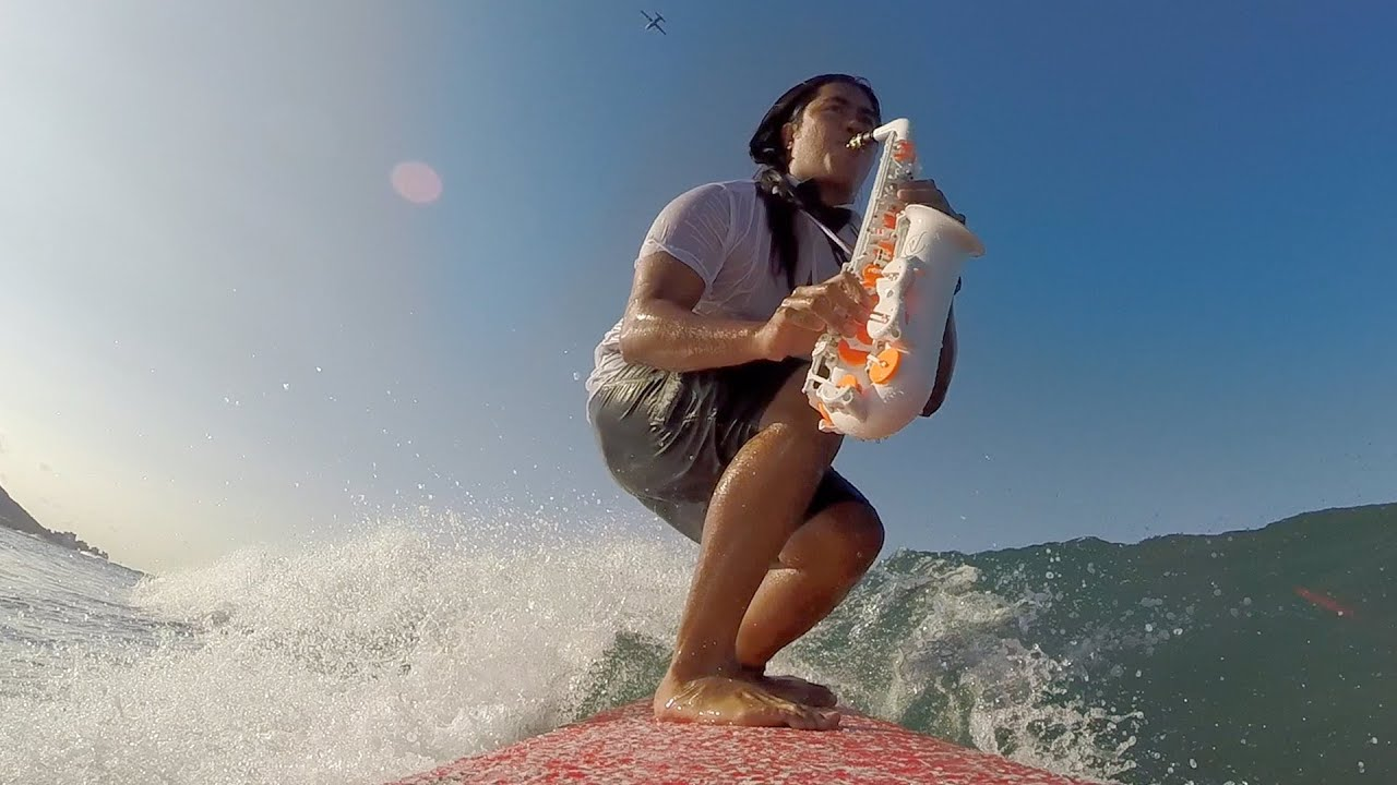 GoPro Music: Surf Saxophone