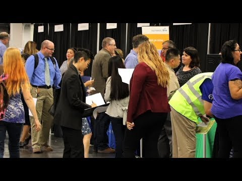 2017 Anaheim/OC Job Fair Expo