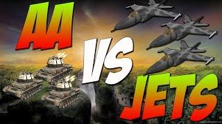 War Thunder - AA VS JETS - DER WIRBELWIND -War Thunder Gameplay
