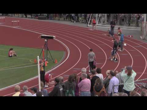 2017 MIAA State Championship Girls 400m Hurdles