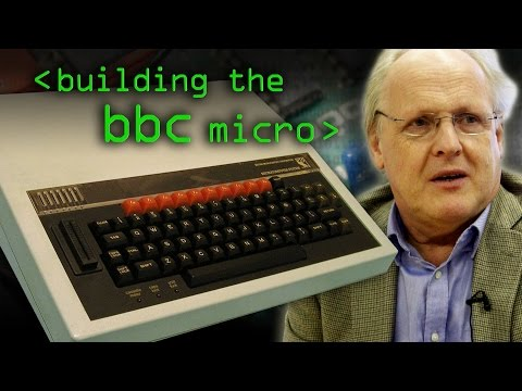 Building the BBC Micro (The Beeb) - Computerphile