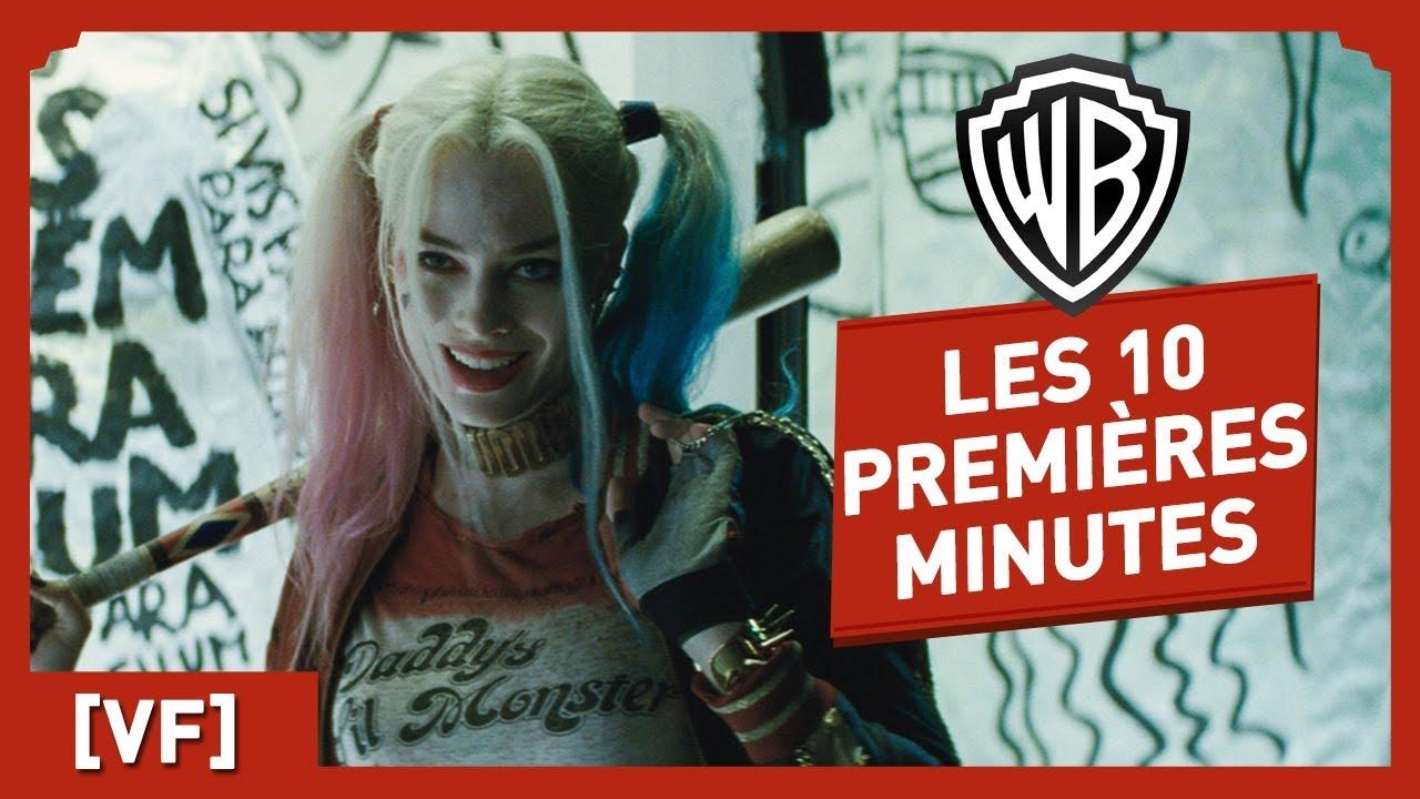 Suicide Squad - Regardez les 10 premières minutes du film !