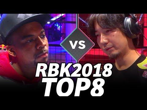 SFV ► RBK 2018, TOP 8, GRAND FINALS, DAIGO, TOKIDO, PROBLEMX, LUFFY, FUJIMURA, SMUG