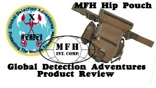 Global Detection Adventures review: MFH Hip Pouch