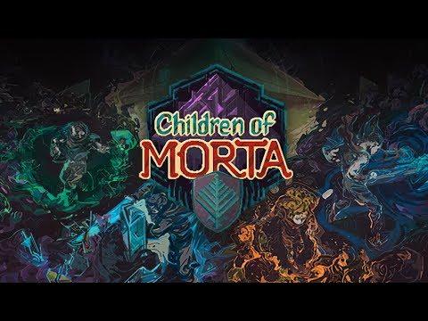 Let's Play Children of Morta   Grandma Margaret, the God