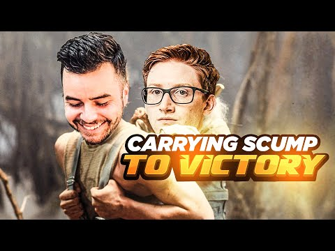 CARRYING SCUMP TO VICTORY!! NADESHOT GOING BACK TO COMPETING IN 2020?!?