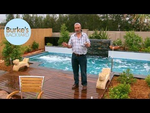 Burke's Backyard, Swimming Pools