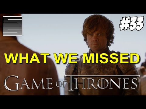 Download Youtube: Game Of Thrones Season 8 Prep Foreshadowing | Game Of Thrones What You Missed Part 33