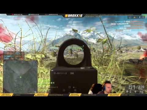 BF4: Twitch Highlight - Cold stones