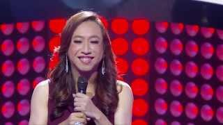 The Voice Thailand - จอห์นนิเฟอร์ ปณต - Misty - 14 Sep 2014