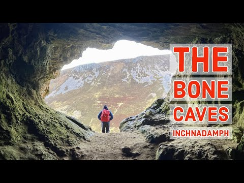 The Bone Caves Circuit | Inchnadamph | Assynt
