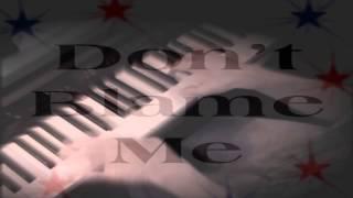 Don't Blame Me – Piano -  Jimmy  McHugh