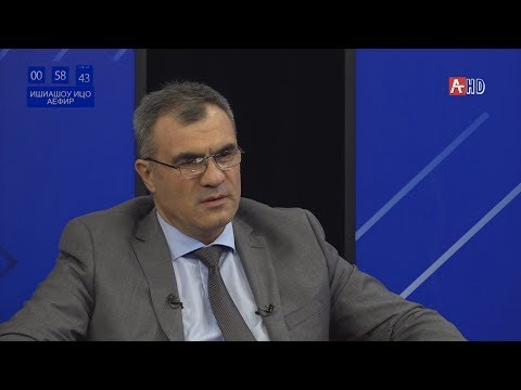 Интервью с кандидатом в Президенты Абхазии  Астамуром Отырба