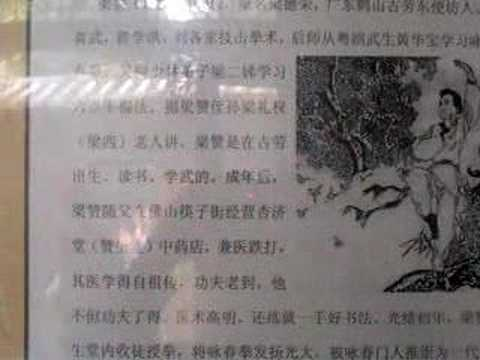 wing chun leung jan's biography