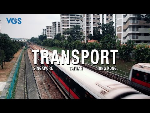 VOS ASIA: Transport - Episode 3