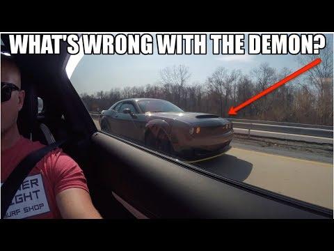 Dodge Demon owner