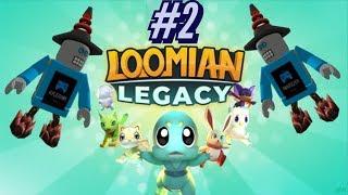 MY FIRST LOOMIAN! Roblox Loomian Legacy!