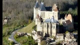 Путешествие по Франции на высоте птичьего полета