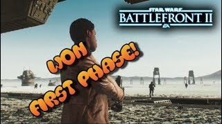 Star Wars  Battlefront II | Galactic Assault on Crait (MUST WATCH!)