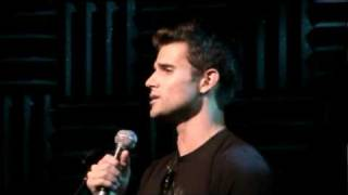 "Kyle Dean Massey - ""What Kind Of Fool Am I"" (Live at Joe"