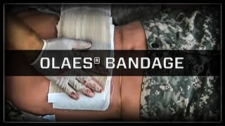 New trauma bandage