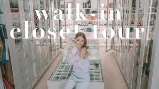 My Walk-in Closet Tour #Skypod | Kryz Uy