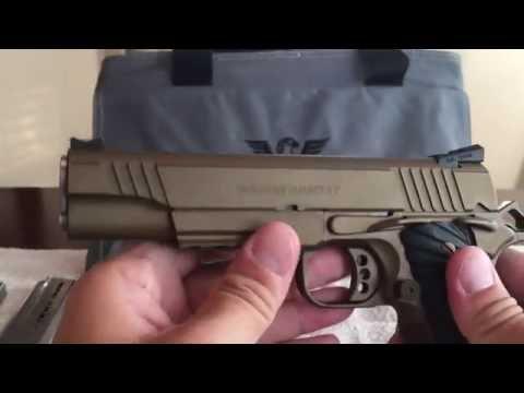 Repeat Springfield Armory Combat Operator 1911 9mm Full